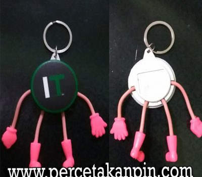 Gantungan Kunci Boneka 44mm