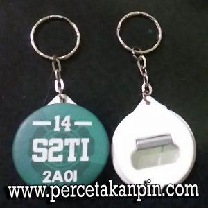 Pin Gantungan Kunci Buka Botol 44mm