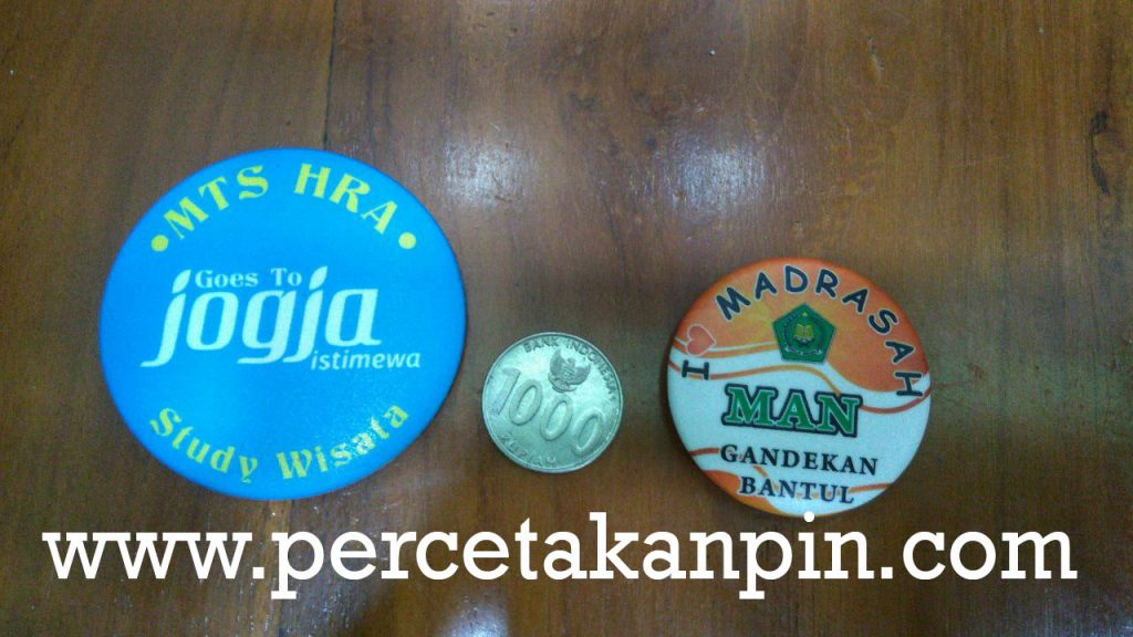 perbandingan pin