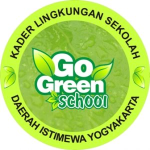 Pin Go Green