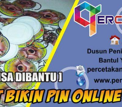 bikin pin online murah bergaransi