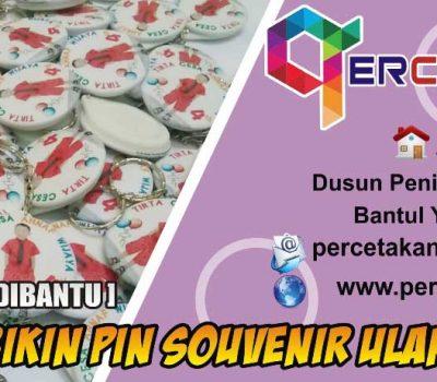 Jual Pin Souvenir Merchandise Ulang Tahun